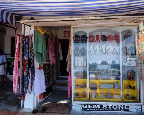 Kovalam Beach Shops
